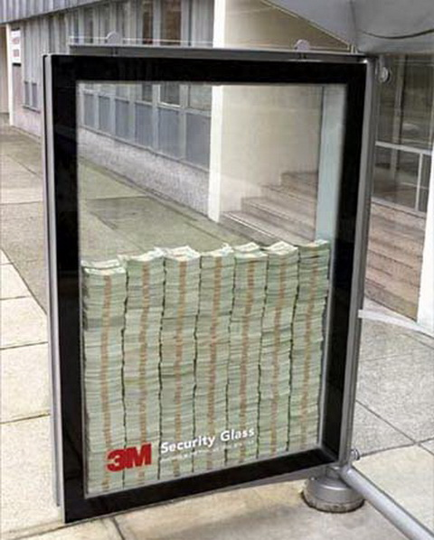 (3M) Security glass you can trust!