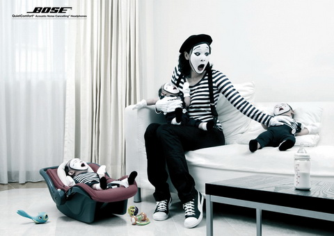 Bose Headphones - Mimes, Crying babies..jpg