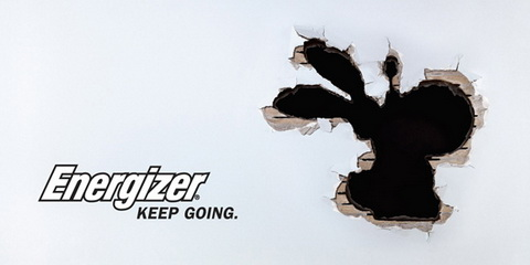 Energizer - Keep going & going (Hole).