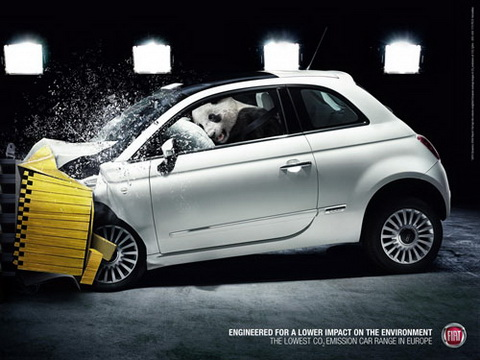 Fiat - Engineered for a lower impact on the environment.
