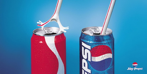 Joy of Pepsi - Straws