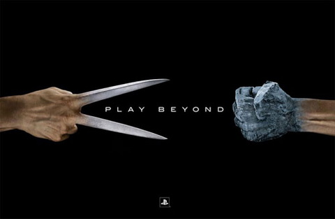 Playstation - Play beyond.
