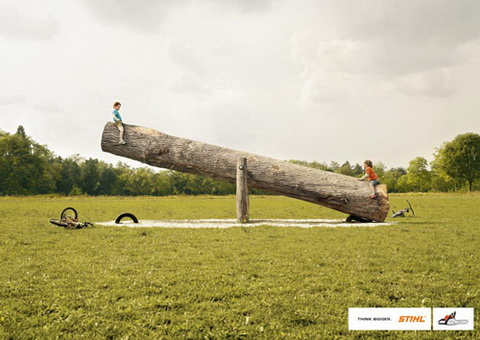 Stihl - Think bigger
