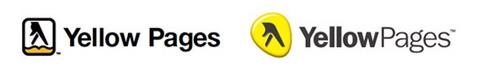 Successful Logo Redesign - Yellow Pages