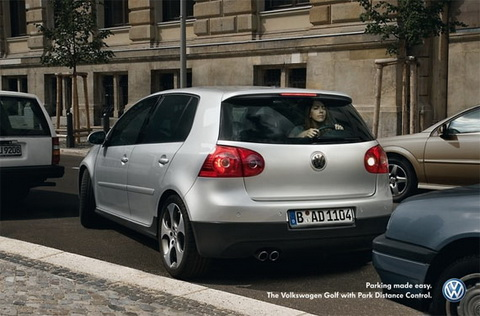 Volkswagen - Parking Made Easy