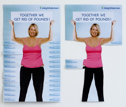 WeightWatchers - Together we get rid of pounds