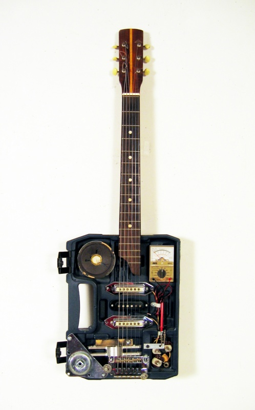 electric guitar-007